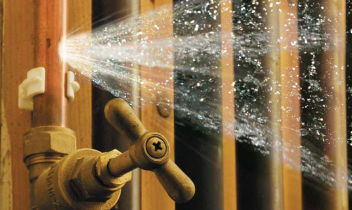 What To Do When A Pipe Bursts Re Construction Inc